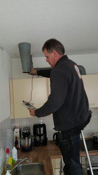 mechanische ventilatie schoonmaken