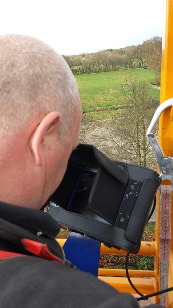 camera-inspectie-schoorsteen-kanaal